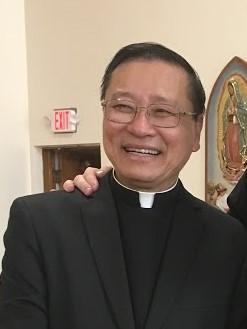 Rev. Michael Tran : Priest in Residence