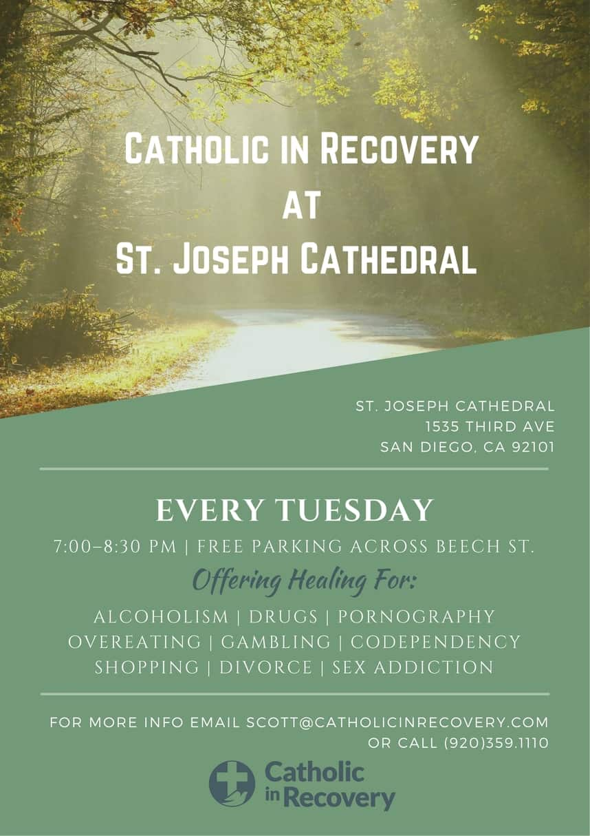 Catholic in Recovery