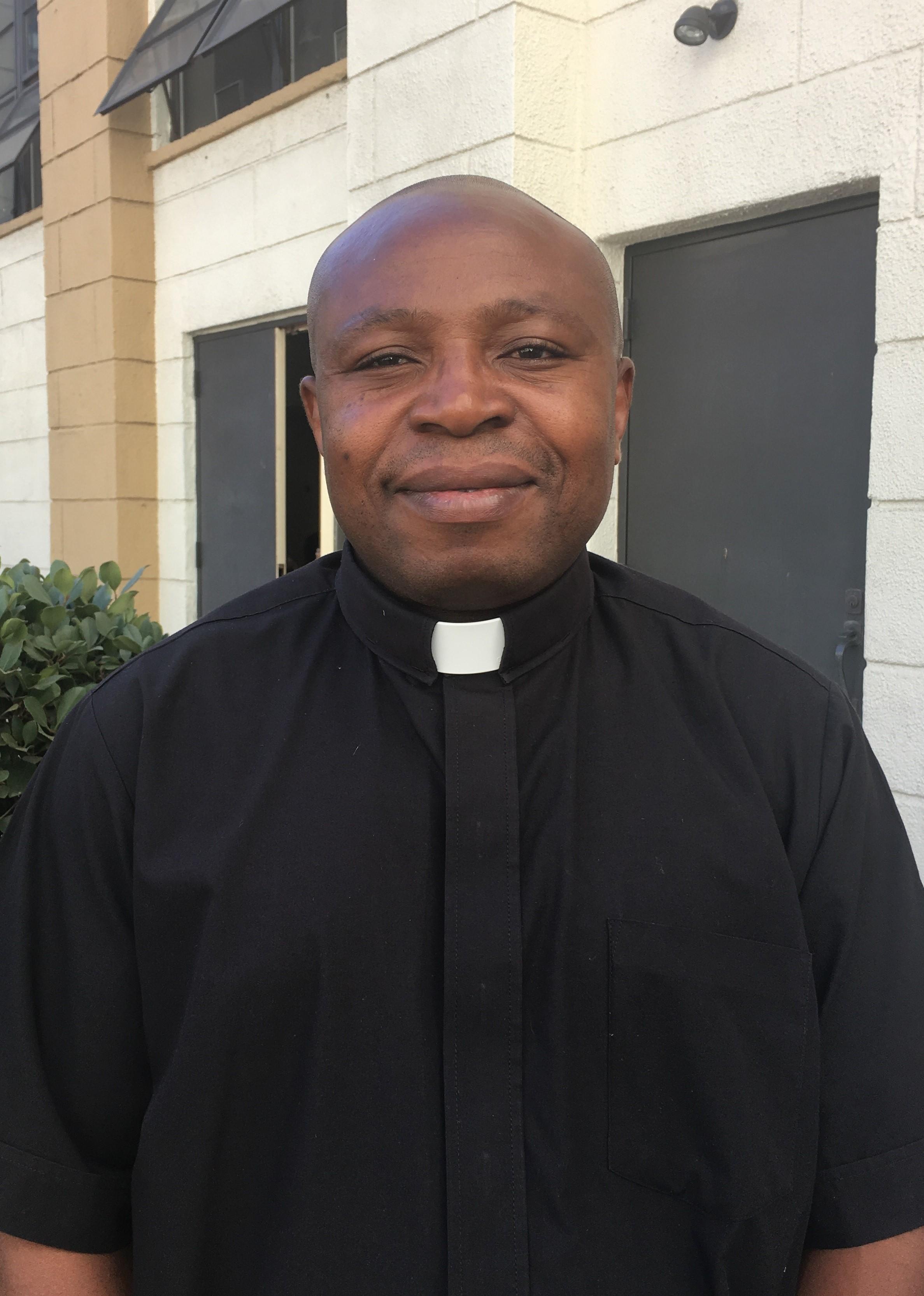 Rev. Clement Iorliam : Priest in Residence