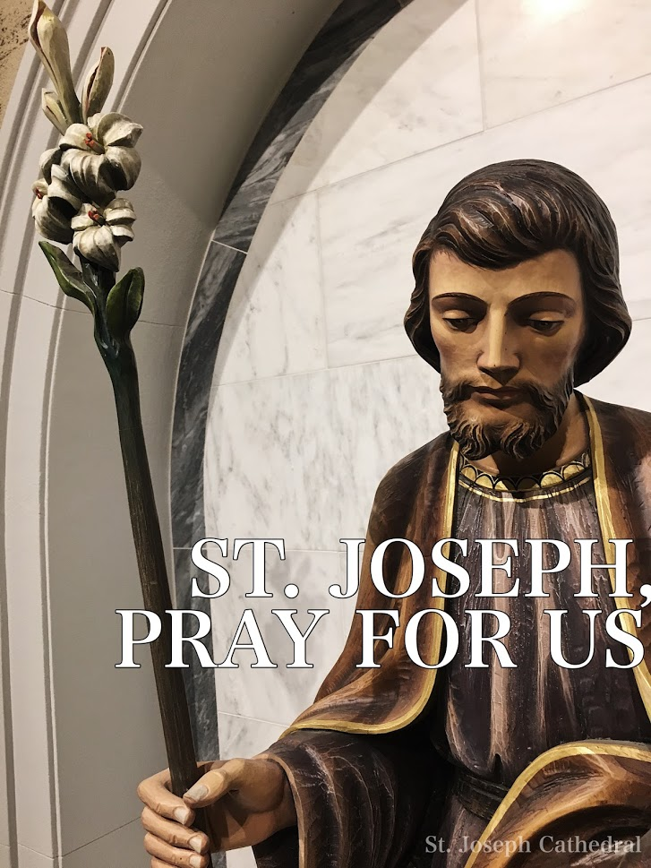 St. Joseph Feast Day and Dinner