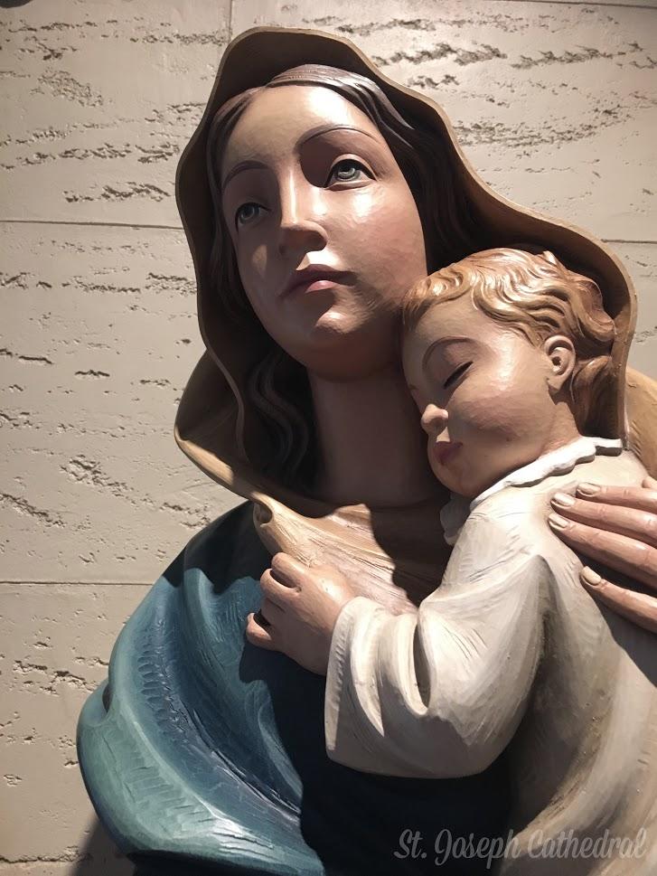 Four Dogmas of Mary